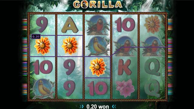 Бонусная игра Gorilla 7