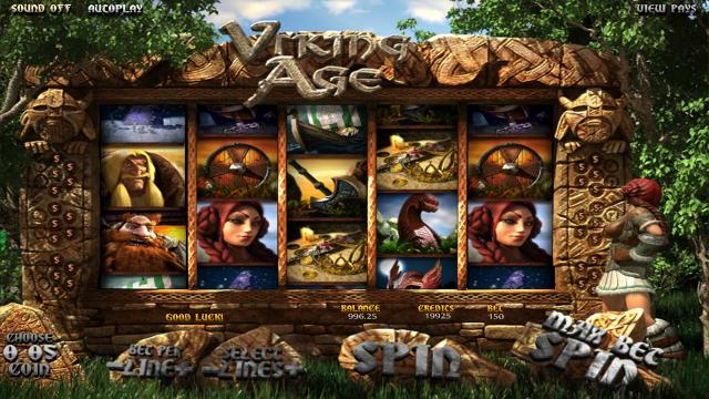 Игровой интерфейс Viking Age 8
