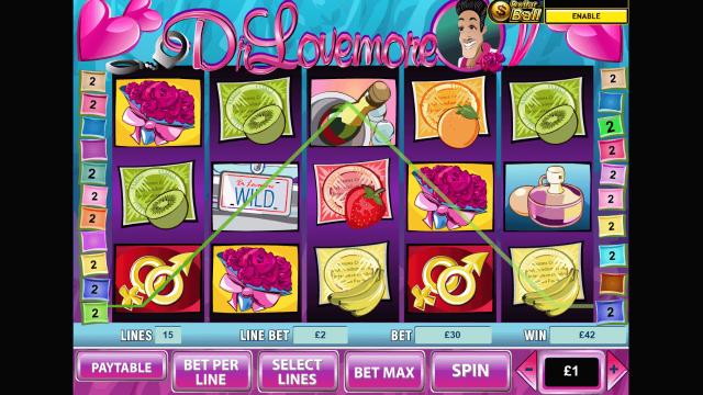 Бонусная игра Dr Lovemore 7