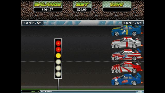 Игровой интерфейс Green Light 8