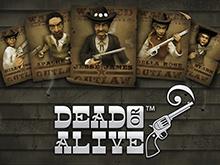 Dead Or Alive от Netent – популярный аппарат с высокими рейтингами