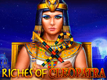 Бесплатный игровой зал вулкан: Riches Of Cleopatra