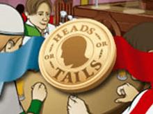 Heads Or Tails от Playtech – популярный аппарат принесет желанные суммы
