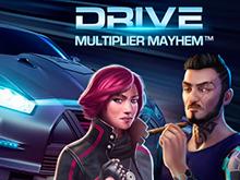 Игровой онлайн слот Drive: Multiplier Mayhem от компании NetEnt