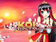 Koi Princess: азартный онлайн-аппарат на сайте